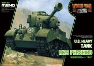 """M26 Pershing Panzer """"World War Toons"""""""