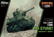 "M5 Stuart ""World War Toons"""