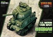 "M4A1 Sherman ""World War Toons"""