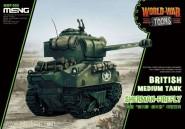 "Sherman Firefly ""World War Toons"""