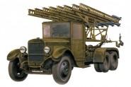 BM-13 Katyusha Raketenwerfer