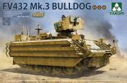 Britischer APC FV432 Mk.3 Bulldog