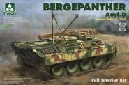 Bergepanther Ausf.D - Umbau Seibert 1945