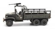US GMC 353 Lkw (offen) mit MG