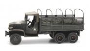 US GMC 353 Lkw mit Beladung