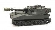 "M109G Bundeswehr ""Eisenbahntransport"""