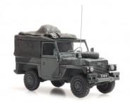 UK Land Rover 88 Lightweight Gefechtsklar