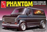 "1976 Ford Custom Van ""Phantom"""
