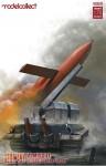 V-1 Raketenstarter auf E-50
