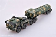 NATO M1014 MAN Truck with BGM-109G Ground Launched Cruise Missile