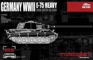 E-75 mit 88mm Kanone - Limited Edition