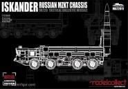 9K720 Iskander-M Rakete MZKT Chassis - Limited Edition