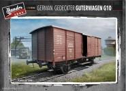Gedeckter Güterwagen G10