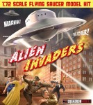 """Flying Saucer """"Alien Invaders"""""""