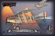 Bristol F.2b Fighter (Nachkriegszeit)