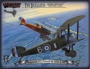 "Sopwith F.1 Camel & LVG C.VI ""Die Duellanten"""