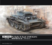 Pz.Kpfw.II Ausf.J (VK16.01)