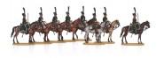 Linien-Jäger zu Pferd