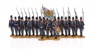 Hannoveraner marschierend