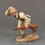 King&Country: Osmanischer Soldat laufend, 1914 bis 1918
