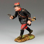 King&Country: Offizier vorgehend, 1914