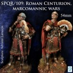 Roman Centurion - Marcomannic Wars 170 A.D.