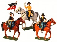7th Cavalry - Kommandofiguren