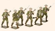 """Britische Infanterie """"Schlacht an der Somme"""""""