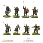 Angelsächsische Huscarls Set B