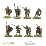 Angelsächsische Huscarls Set A