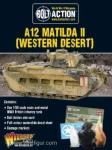 A12 Matilda II - Western Desert