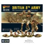Britische 8th Army Infanterie