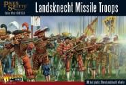 Landsknecht Schützen