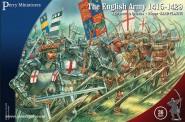 """Englische Armee 1415-29 """"Agincourt bis Orleans"""""""