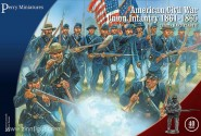 Unions Infanterie - Amerikanischer Bürgerkrieg 1861-65
