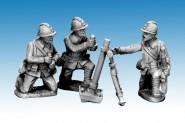 Dragon Portés 80mm Mörser Trupp