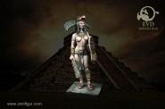 Azteken Adlerkriegerin