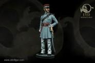 Major Lauderer - Belgische Legion - 1837