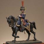 Lieutenant - Horse Artillery of the Guard