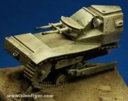 C.V. 35 Panzersektion