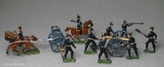 Herst.unbekannt: Preußische Artillerie, 1870 bis 1871