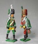 Herst.unbekannt: Kleistsche Husaren, 1756 bis 1763