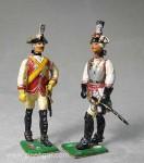 Herst.unbekannt: Garde du Corps, 1712 bis 1786