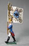 Herst.unbekannt: Grenadier-Fahnenträger, 1712 bis 1786