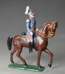 Heyde / Dresden: Ludwig III., König von Bayern zu Pferd, 1888 bis 1914