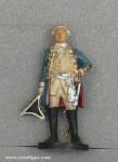 Franklin Mint: General Prinz  Ferd. von Braunschweig, Chef des 5. Infanterie-Regiments, 1766 bis 1786