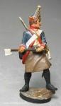 Franklin Mint: Grenadier-Zimmermann, 1712 bis 1786