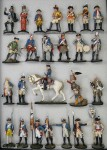 Franklin Mint: Die berühmtesten Regimenter Friedrichs des Großen, 1712 bis 1786