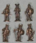 Diverse Hersteller: Barbaren aus dem Ü-Ei, 3000 v.Chr. bis 400 n.Chr.