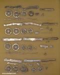 """Diverse Hersteller: 12pfünder Kanonen """"Brummer"""" Dieskau, 1712 bis 1786"""
